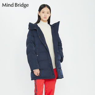 mindbridge冬装新款羽绒服